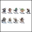 Fire Emblem Heroes Trading Figures: Mini Acrylic Figure Collection Vol.10