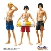 One Piece Trading Figures: Gasha Portraits 02