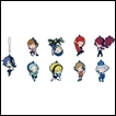 Persona 3 Trading Figures: Dancing Moon Night Rubber Strap Collection