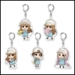Cells at Work Trading Figures: Platelet Acrylic Keychain Collection