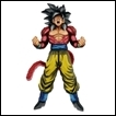 Dragon Ball GT Figure: Super Master Stars Piece The Super Saiyan 4 Son Goku Manga Dimensions