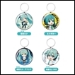 Vocaloid Trading Figures: Nendoroid Plus Collectible Button Keychains