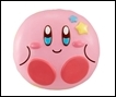 Kirby Trading Figure: Kirby Fluffy Squeeze Super Star Donut Shop -Kirby-