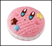 Kirby Trading Figure: Kirby Fluffy Squeeze Super Star Donut Shop -Kirby Cream Sand-