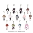 Danganronpa Another Episode: Ultra Despair Girls Trading Figures: Acrylic Keychain Part 3 (Postel Version)