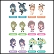 Rascal Does Not Dream of Bunny Girl Senpai Trading Figures: Nendoroid Plus Rubber Strap