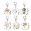 Cells at Work Trading Figures: x Sanrio Acrylic Keychain (Angel Series)