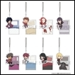 Tales of Series Trading Figures: Oyasumi Acrylic Strap Vol.1