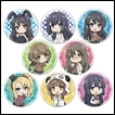 Rascal Does Not Dream of Bunny Girl Senpai Trading Figures: Trading Tin Badge