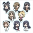 Rascal Does Not Dream of Bunny Girl Senpai Trading Figures: Acrylic Stand Collection