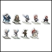 Fire Emblem Heroes Trading Figures: Mini Acrylic Figure Collection Vol.13