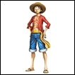One Piece Figure: Luffy Grandline Men Grandista