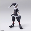 Kingdom Hearts Figure: Sora Bring Arts (Christmas Town)