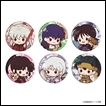 Inu Yasha Trading Figures: Tin Badge (Photo Chara)
