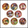 Digimon Adventure Trading Figures: Tin Badge Series 02