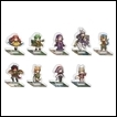 Fire Emblem Heroes Trading Figures: Mini Acrylic Figure Collection Vol.14