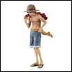 One Piece Figure: Magazine Luffy D. Monkey Vol.2