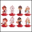 Cells At Work Trading Figures: Rubber Stand Collection