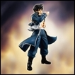 Fullmetal Alchemist Figure: Roy Mustang (Another Version)
