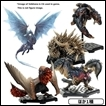 Monster Hunter Trading Figures: Builder Standard Model Plus Vol.14