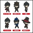 Persona 5 Trading Figures: Dancing in Starlight Nendoroid Plus Collectible Keychains
