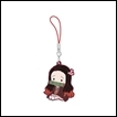 Demon Slayer Gashapon: Rubber Mascot Series 2: Nezuko Kamado (Version 2)