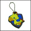 Final Fantasy Theatrhythm Keychain: Chocobo