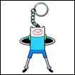 Adventure Time Keychain: Finn