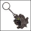 Monster Hunter World Keychain