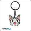Chi's Sweet Home Keychain: Metal