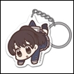 Saekano How To Raise a Boring Girlfriend Keychain: Acrylic Tsumamare Megumi Kato (Ponytail Version)