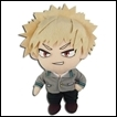 My Hero Academia Plush: Bakugo (Uniform Version)