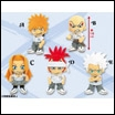 Bleach Plush: Series 4