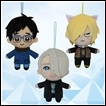 Yuri on Ice Plush: Series 1