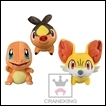 Pokemon Plush: Sun and Moon: Koroto Manmaru: Fire Type