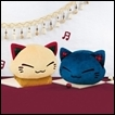 Nemuneko Plush: Lovely Check