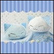 Nemuneko Plush: Winter Snow