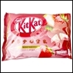 Nestle Kit Kat: Strawberry in Chocolate
