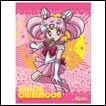 Sailor Moon Wall Scroll: Chibimoon